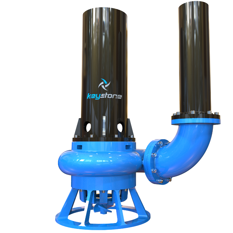Keystone HDV Heavy Duty Vertical Cantilever Slurry Sump Pumps