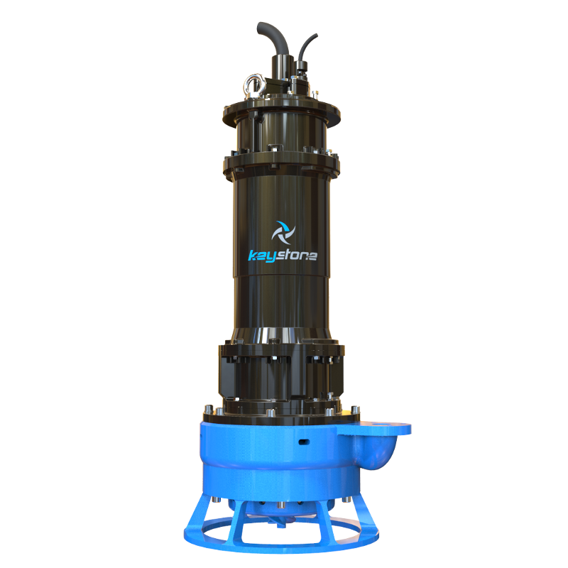 "Keystone HDS 50M 2"" Submersible Slurry Sump Pump"