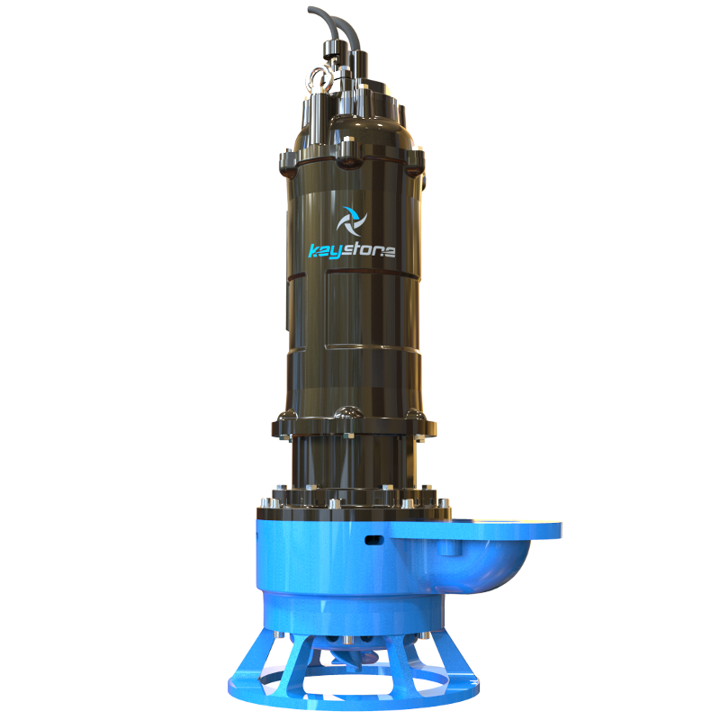 "Keystone HDS 75L 3"" Submersible Slurry Sump Pump"