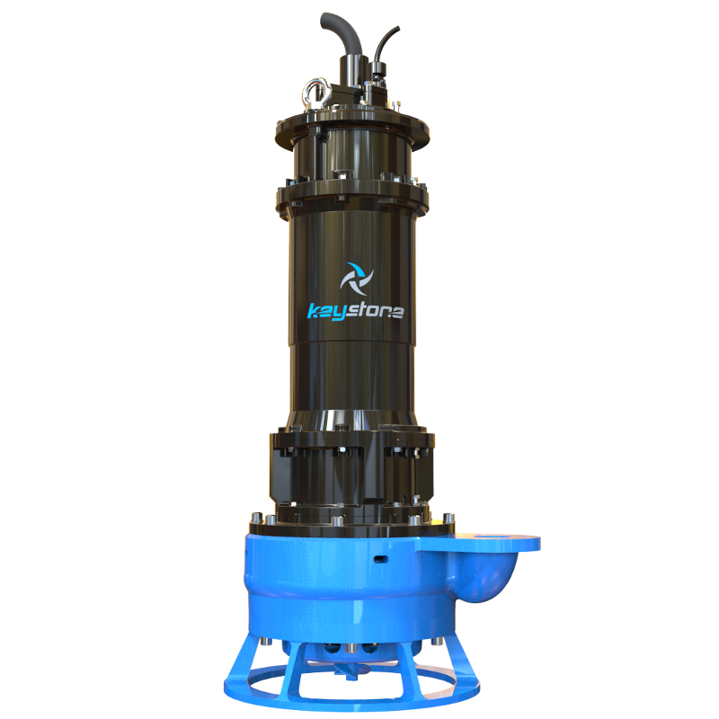 "Keystone HDS 75M 3"" Submersible Slurry Sump Pump"
