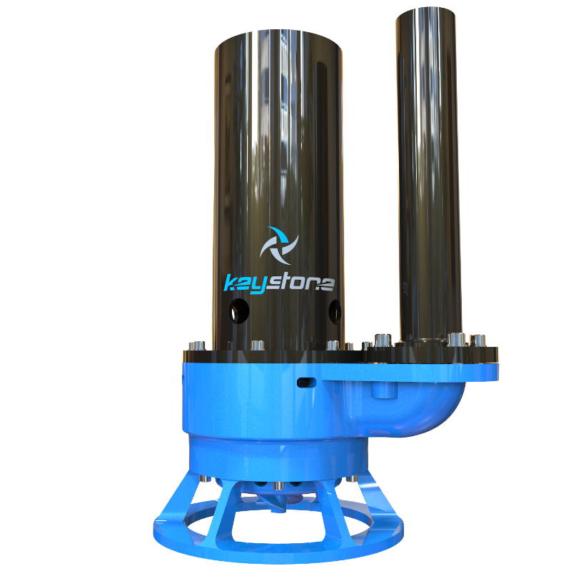 Keystone HDV 75L Heavy Duty Vertical Cantilever Slurry