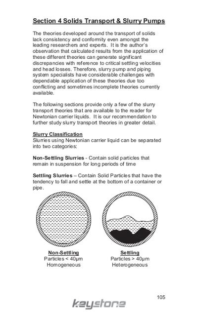 Keystone Impeller Pumps Reference Guide – Keystone Pumps