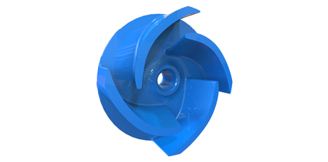 Slurry Pump Impeller Tip Speed